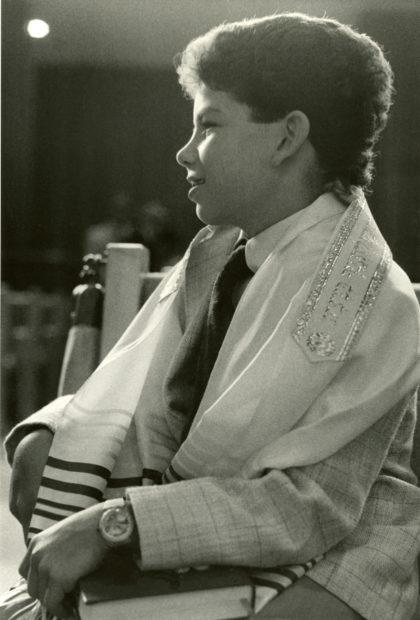 Bar Mitzvah, Beth El Hebrew Congregation